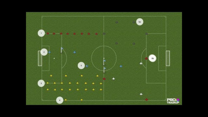 Passing and Receiving Warm Up Drills