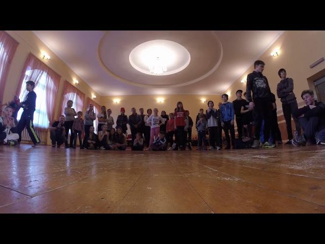 Bboy Feeze | kids 1x1| Region jam