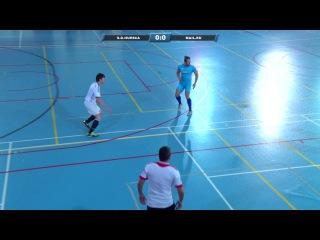 Чемпионат. Дивизион Юг. S. D. Huesca - Mail.ru 5:0 (видеообзор)