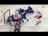 Anthony Mantha ties the game with 1.1 seconds left 1-1-17