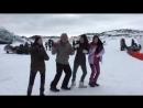 Jackie Chan's dance, Kung Fu Yoga