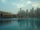 Нереально красивий співучий фонтан в Дубаї