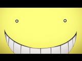 [SHIZA] Квест Коро-сэнсэя! / Koro-sensei Quest! ONA - 6 серия [Snowly & Тань-УХ-а] [2017] [Русская озвучка]