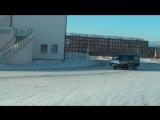Мазда Бонго, зима