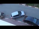 Вот пример того как парковаться нельзя осторожно ненормативная лексика 18