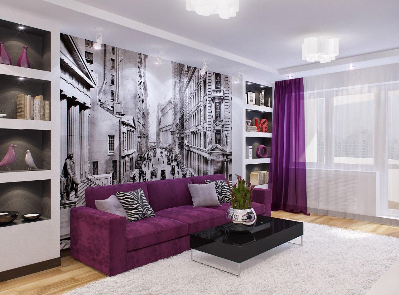 Юлия Богданова: Квартира-студия:, я хотела спросить есть ли в вашей группе дизайн всей студии, мы с мужем нашли только одну комнату;