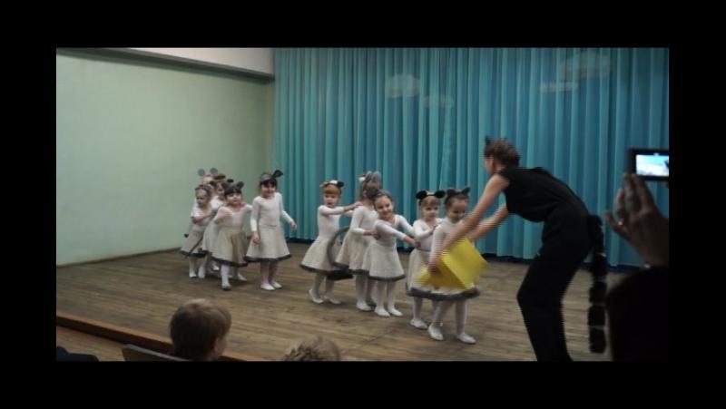 Отделение общеэстетическго воспитания по предмету Танец ДШИ №2 им А. Г. Розума преп. И. Н. Петрова