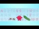Веселая азбука. Обучающее видео для детей.