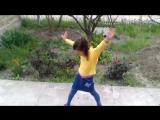 Ну очень крутой танец девочек