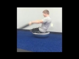 AMPUTEE FITNESS Core Training for Sled Hockey