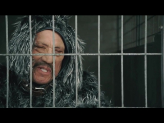 Friends of animals- #rufflife with danny trejo