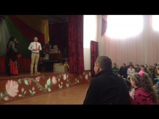 Артур Андрущенко і Юлія Бойко (початок)