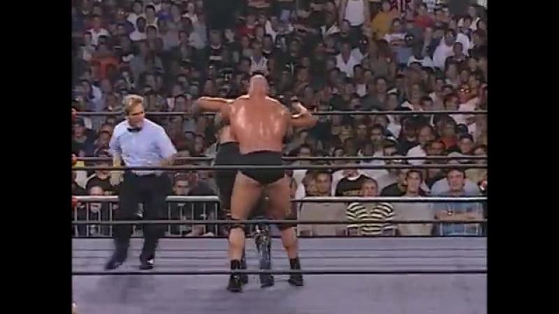 Goldberg vs. Hulk Hogan (WCW Nitro 06.07.1998)