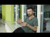 Алексей Карпенко в школе танцев Без правил.