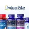 Витамины Puritan's Pride / Пуританс Прайд