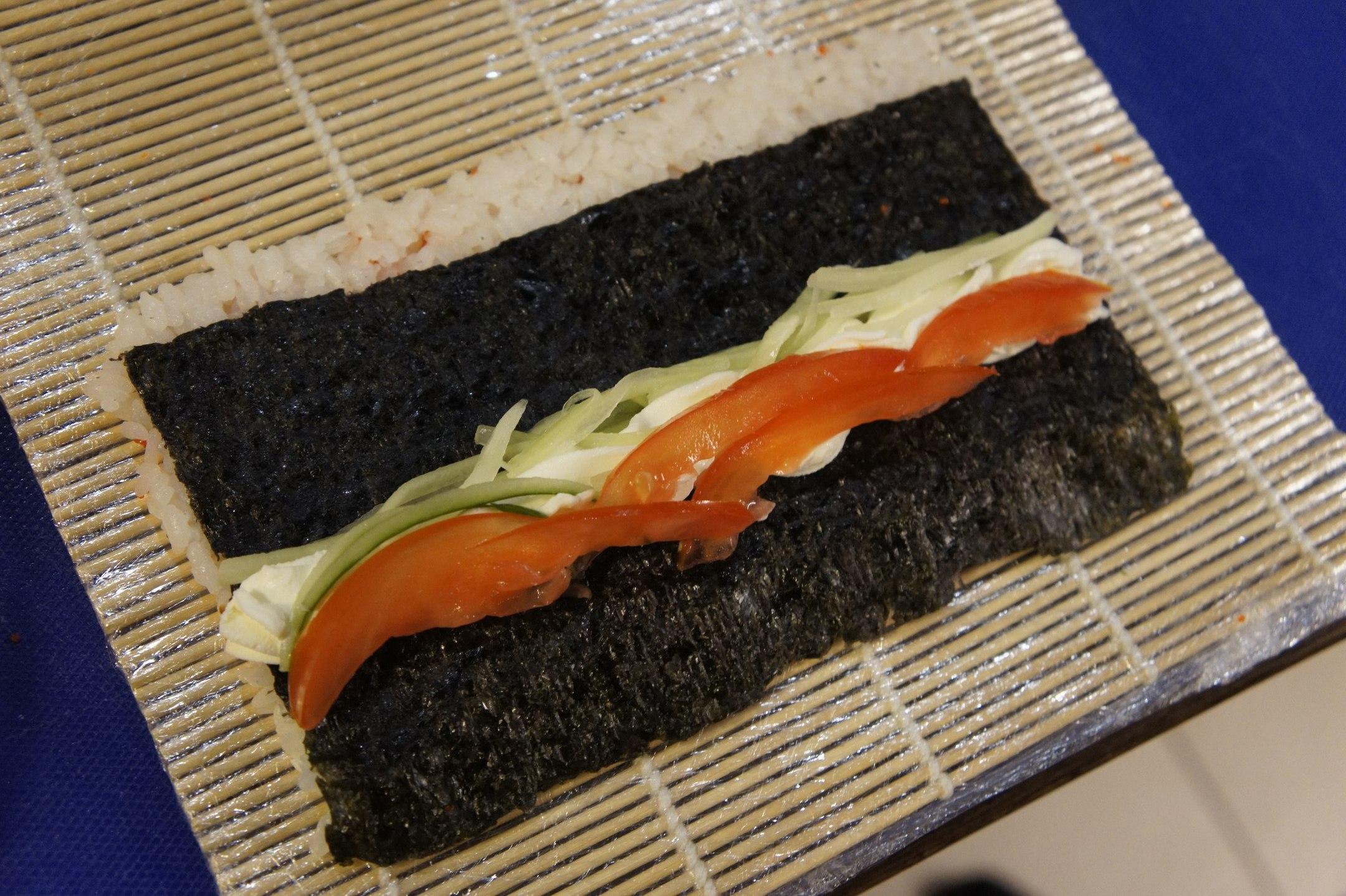 террористы как приготовить суши дома рецепт с фото стиле