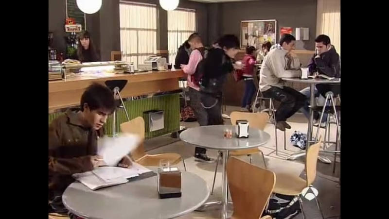 Сериал Физика или химия 2 сезон Física o química 010 серия