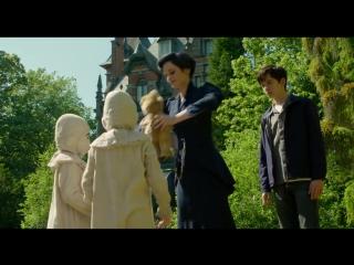 Дім дивних дітей міс Сапсан (2016) Офіційний український трейлер (HD)