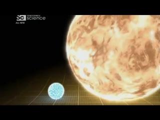 Как устроена Вселенная! реальные размеры планет