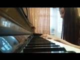 Андертейл на фортепиано