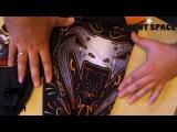 Видеообзор на компрессионные штаны Venum Santa Muerte Black