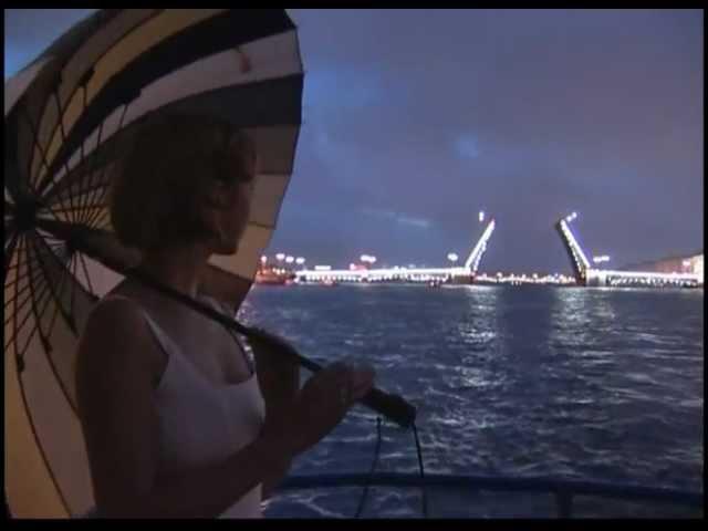 Санкт-Петербург, Белая ночь. Мосты.