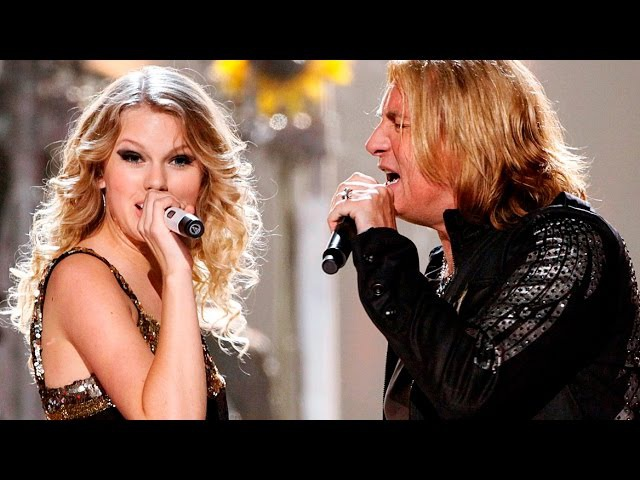 Def Leppard Taylor Swift - Pour Some Sugar On Me (Official Video)