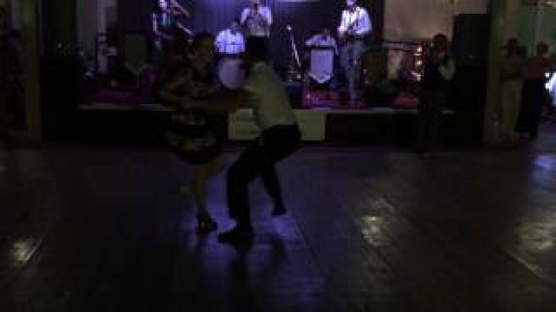 The Last Summer Hop Brescia 2016 Max Angelo Pitruzzella and Daria Chupyrkina