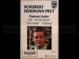 Schubert Hermann Prey, 1960s An Die Musik, D. 547 - Leonard Hokanson, piano - Lyrics