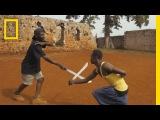 A Machete Martial Arts Master Shares His Secrets  Short Film Showcase