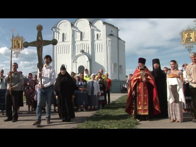 94 ый крестный ход в Арском До Симбирска 30 километров летопись Нафанаила