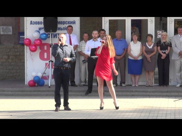 Маргарита Колистратова и Евгений Замшин