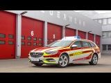 Opel Insignia Sports Tourer Feuerwehr 2017