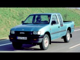 Opel Campo Sports Cab 1997 2001