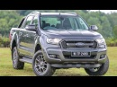 Ford Ranger Double Cab FX4 MY spec 2017