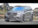 Mansory Mercedes AMG GLS 63 4MATIC UK spec X166 2017