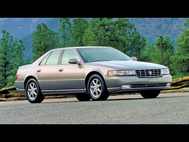Cadillac Seville STS North America 1998 2004
