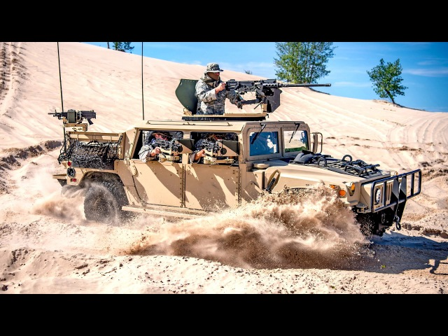 HMMWV M1165A1 Special Ops 2016