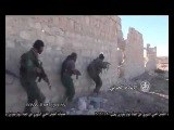 Сирия. 20.11.2016. САА освобождает от бармалеев дорожную развязки Баабдин на северо-востоке Алеппо