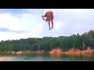 People Who Think They Can Fly! - Breaking Videos