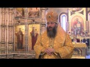 Проповедь митрополита Никодима об изгнании Адама из рая