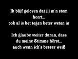 Marco Borsato - Er gaat nooit een dag voorbij (lyrics &amp translation)