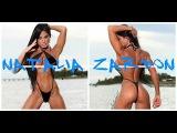 Natalia Zardon - Video From Instagram American Fitnes Bikini Model #17