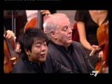 Schubert Fantasia 4 manos Lang Lang Baremboim, pianoforte