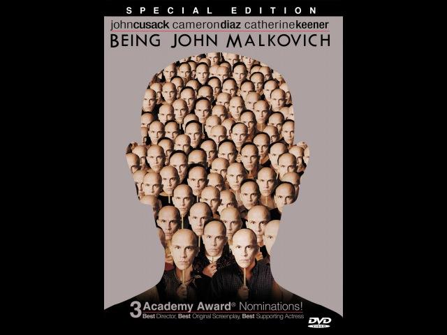 Быть Джоном Малковичем Being John Malkovich