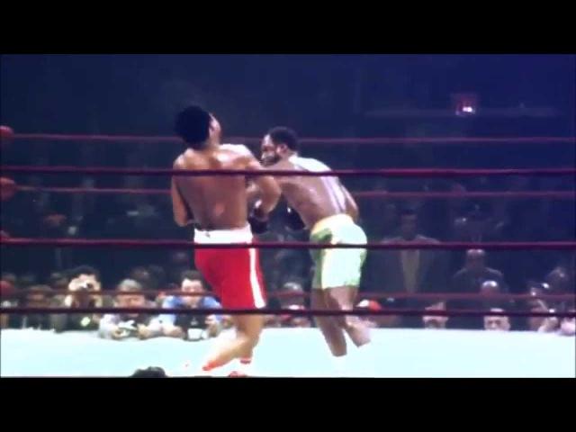 Joe Frazier vs Muhammad Ali Vine 720/ Джо Фрейзер против Мухаммеда Али