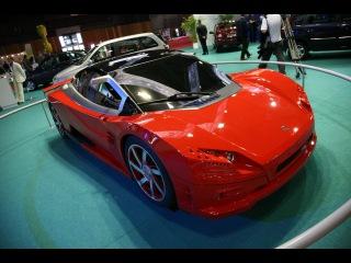 Редкие автомобили России Lada Revolution III «Лада-Революшен 3» обзор, характеристики