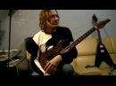 Вячеслав Молчанов Molchanoff процесс сочинения соло и риффов