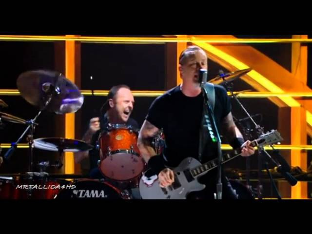 Metallica - Turn The Page [Live Rock Roll Hall Of Fame 2009 DVD]