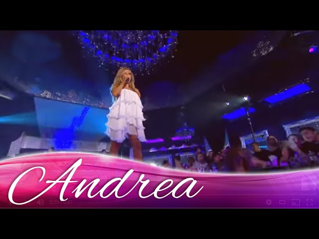 ANDREA - ISKAM TEB / АНДРЕА - ИСКАМ ТЕБ /SPRING PARTY/ 2011